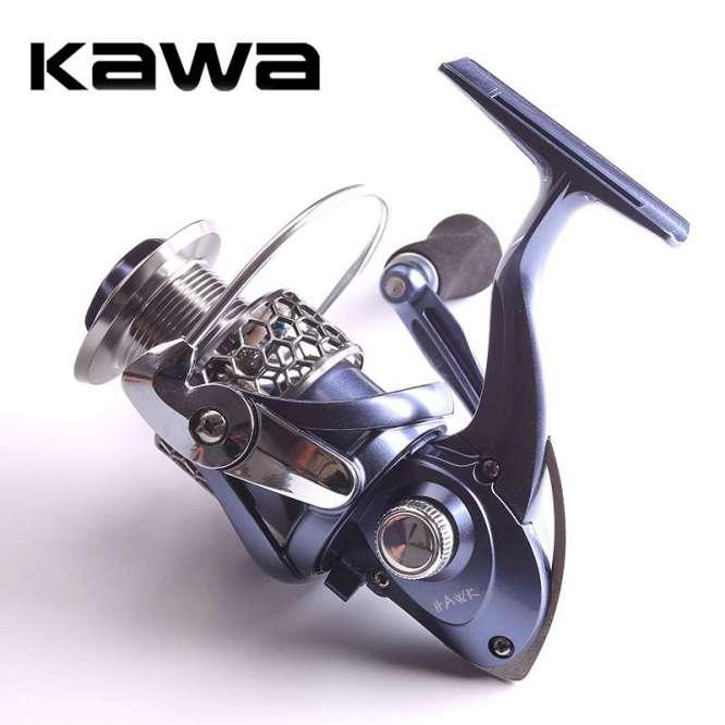 KAWA正品前卸力镂空卷线盘耐磨耐腐
