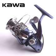 【KAWA】新款纺车轮HAWK鱼线轮全金属